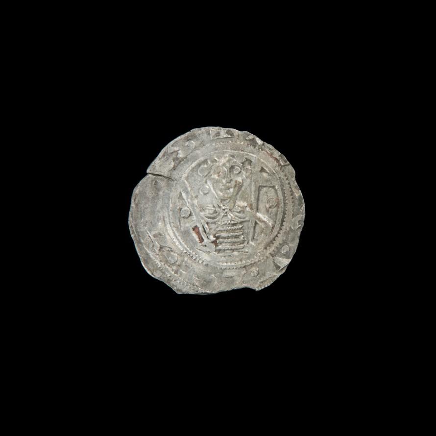 Denar, Bogusław I, książę pomorski (około 1127-1187) (emitent)