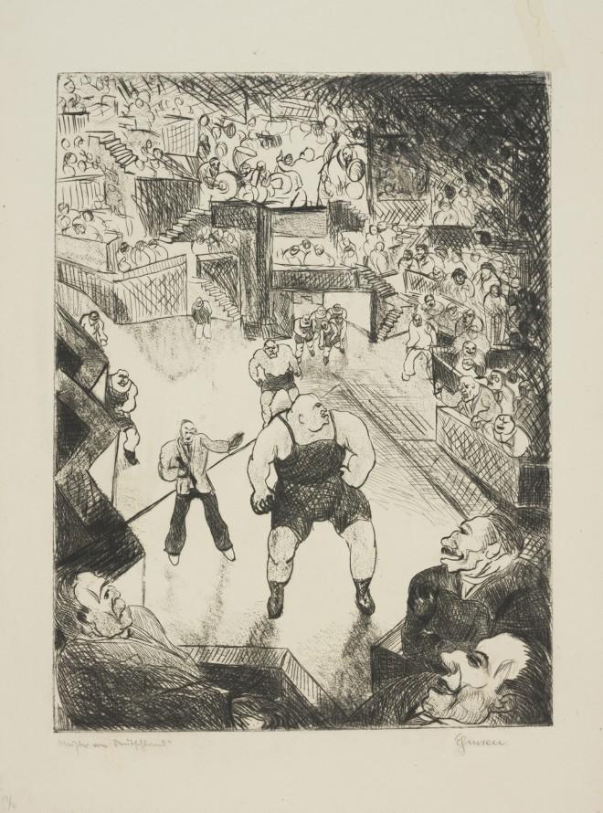 Mistrz Niemiec, Ehmsen, Heinrich (Kiel 1886-Berlin 1964) (rytownik)