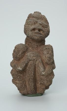 Figurki kamienne z Afryki Zachodniej