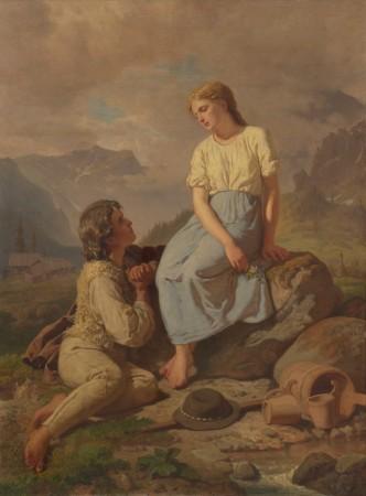 Dzieci góralskie (Przysięga na szarotkę)