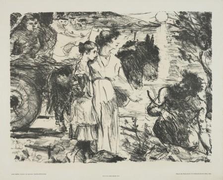 Odyseusz i Nauzykaa